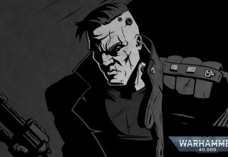 Interrogator is an animated noir detective drama set in the Warhammer 40k universe 8