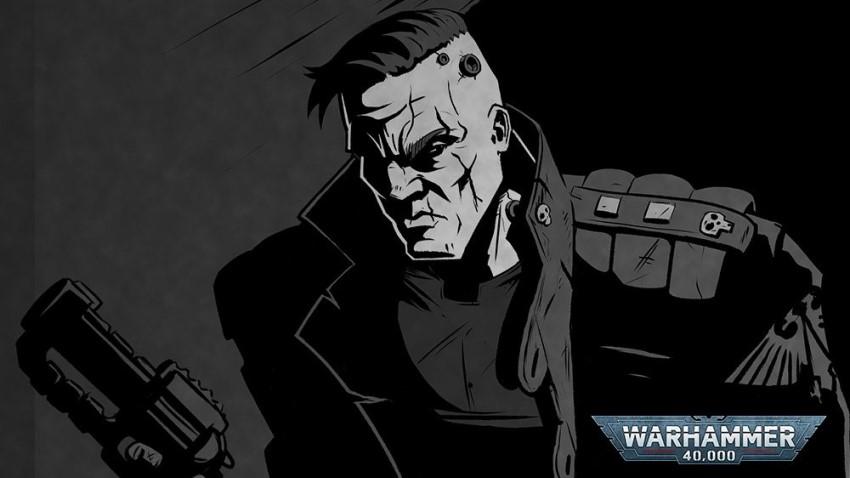 Interrogator is an animated noir detective drama set in the Warhammer 40k universe 1