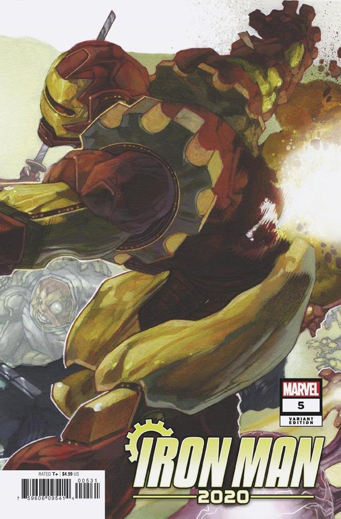 The best comic book covers of the week – 27 July 2020 65