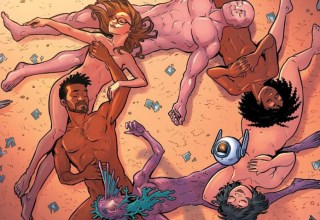 Money Shot is an epic tale of science and sexploration at the edge of the universe 57