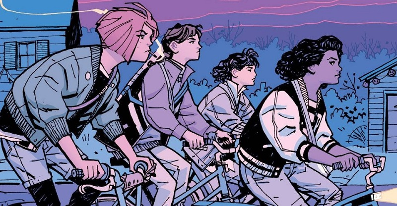 Amazon to adapt comic Paper Girls into a TV series 3