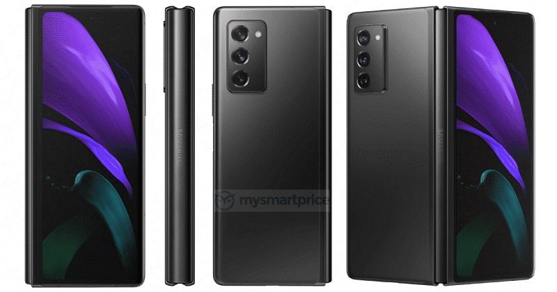 Samsung Galaxy Fold 2 shows off an impressive new design 4