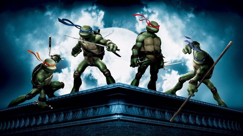 Nickelodeon Working on New 'Teenage Mutant Ninja Turtles' Theatrical Movie!