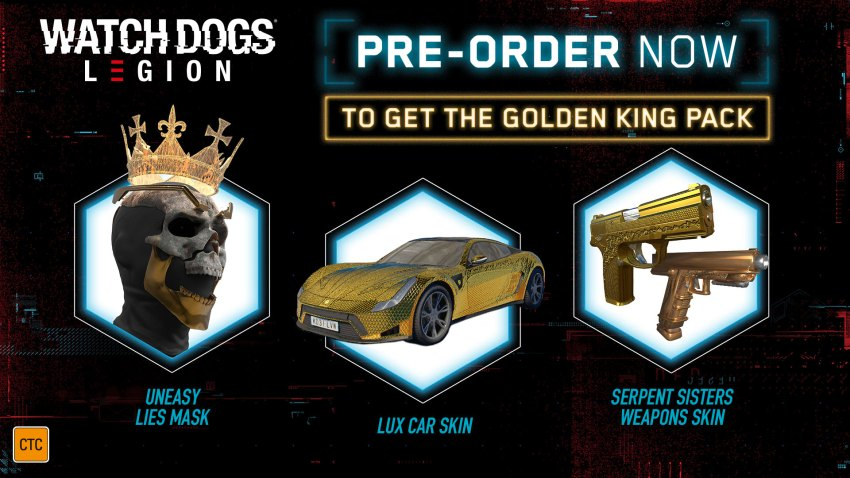 Watch Dogs: Legion Screenshots and Collectors Edition Details 22