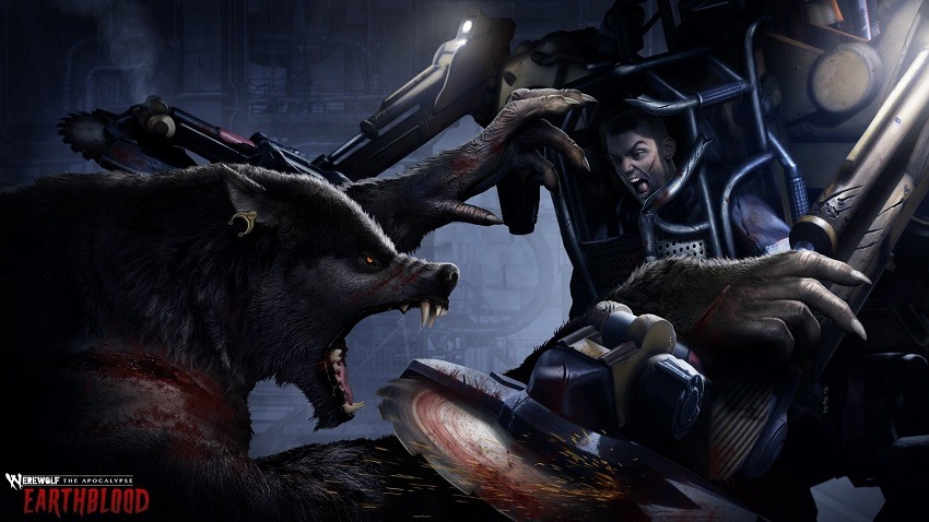 Here's an entire minute of Werewolf: The Apocalypse – Earthblood gameplay that looks metal AF 3