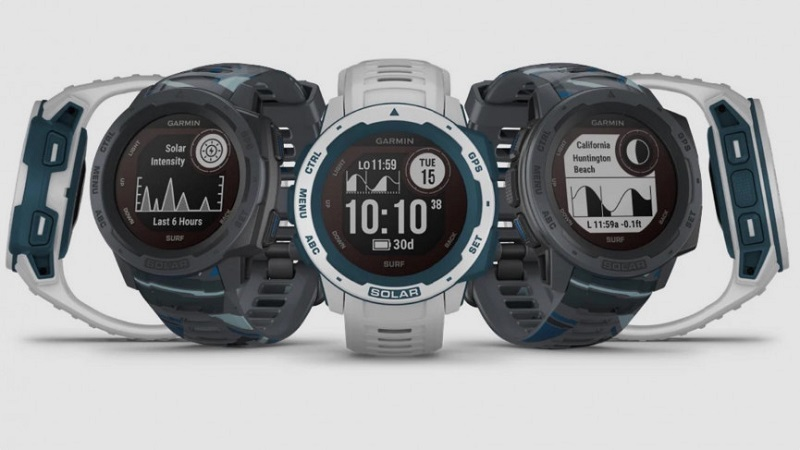 Garmin launches new solar-powered running watches 7