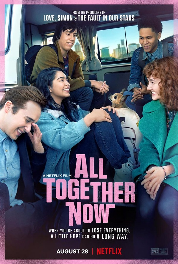 Auli'i Cravalho is looking for hope in this trailer for All Together Now 4