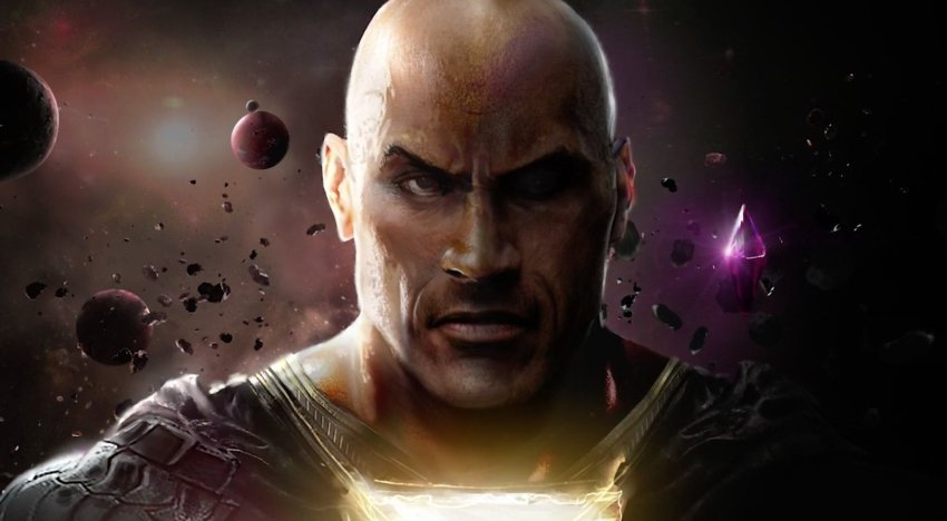DC FanDome: Dwayne Johnson's Black Adam brings the thunder (and the JSA!) in first look 13