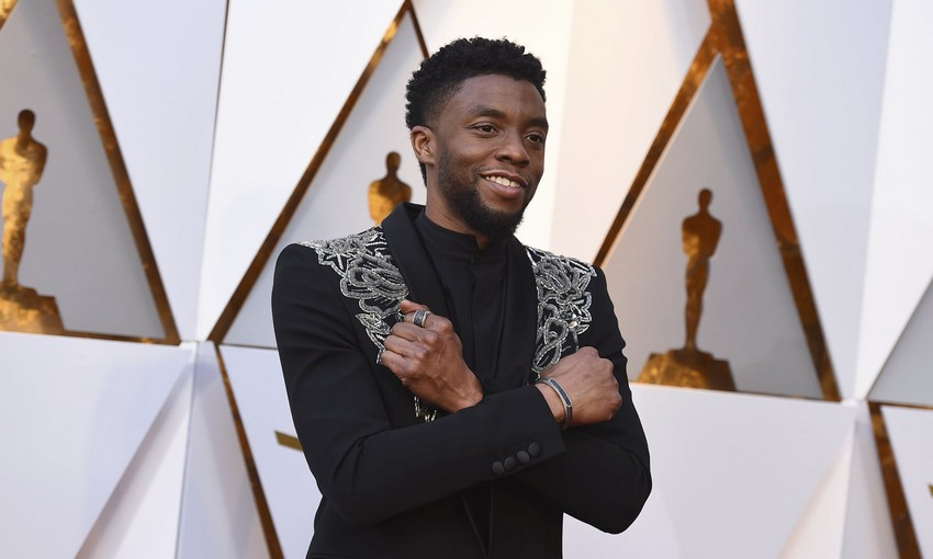 Black Panther star Chadwick Boseman has died at age 43 4
