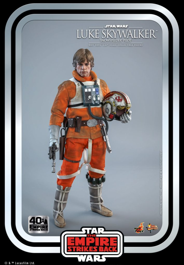 Hot Toys Luke Skywalker sadly doesn't include a severed Wampa arm in the package 31