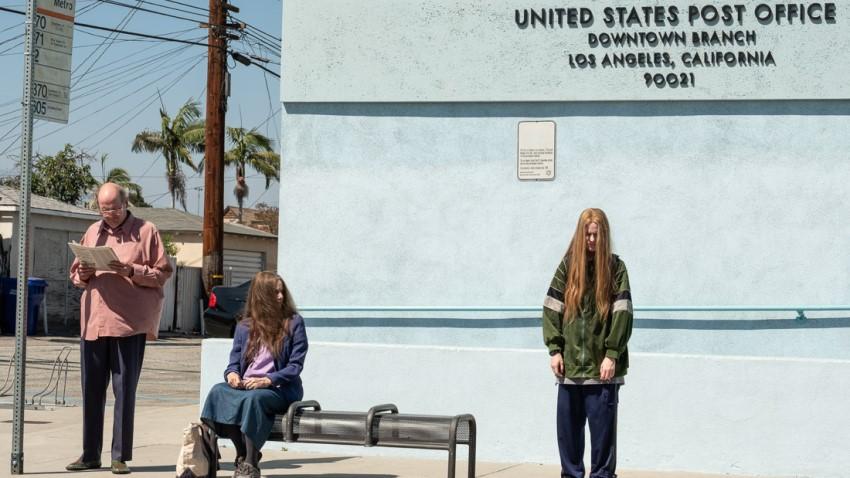 Evan Rachel Wood tastes freedom for the first time in the eccentric dramedy Kajillionaire 3