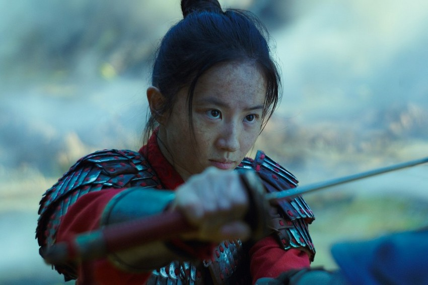 Disney Announces 'Mulan' Will Make Theatrical Bow in China
