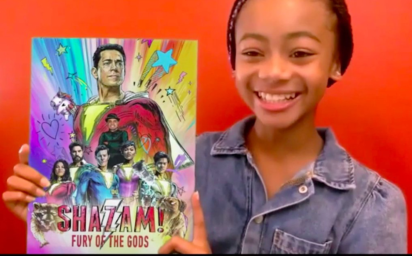 DC FanDome: Shazam 2 title revealed... and Sinbad is in the movie! 6