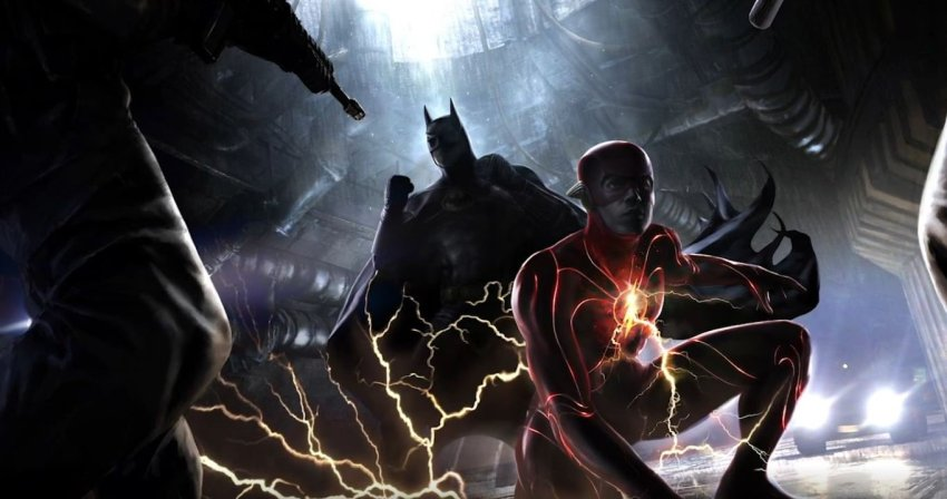 DC FanDome: Ezra Miller's Flash is getting a new suit in his upcoming movie 6