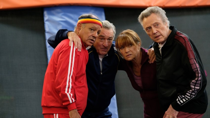 Robert De Niro won't go down without a fight in the family comedy The War with Grandpa 3