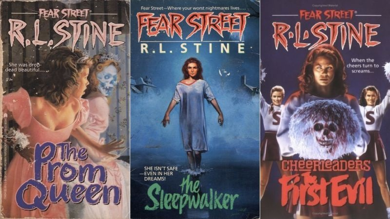 R.L Stine's Fear Street trilogy is already filmed and coming to Netflix next year 4