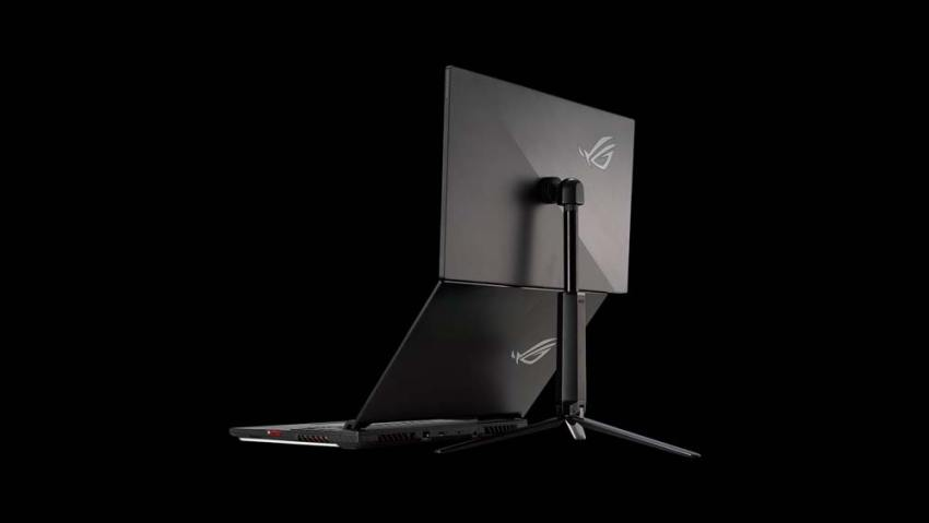 Asus ROG Strix XG17AHP Review - Screen queen on the streets and under the sheets 9