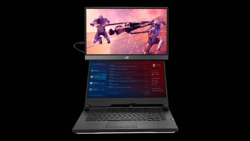 Asus ROG Strix XG17AHP Review - Screen queen on the streets and under the sheets 8