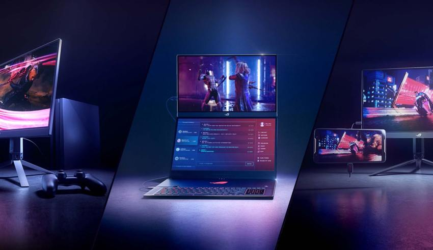 Asus ROG Strix XG17AHP Review - Screen queen on the streets and under the sheets 33