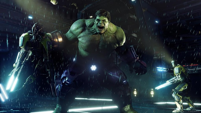 Marvel's Avengers will get less boring in the coming months, says Crystal Dynamics 4