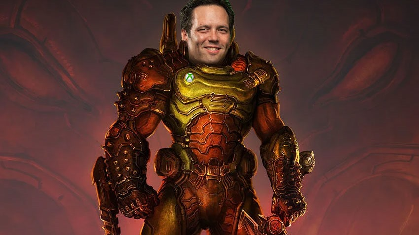 """Xbox boss Phil Spencer on the $7.5 billion ZeniMax deal: """"Our Plan Is To Leave It Alone"""" 5"""