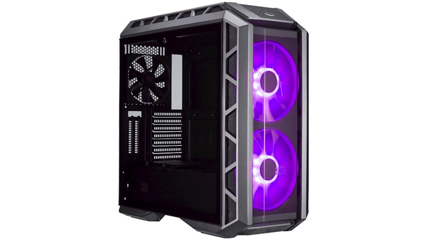 Cooler Master H500P Case Review 30