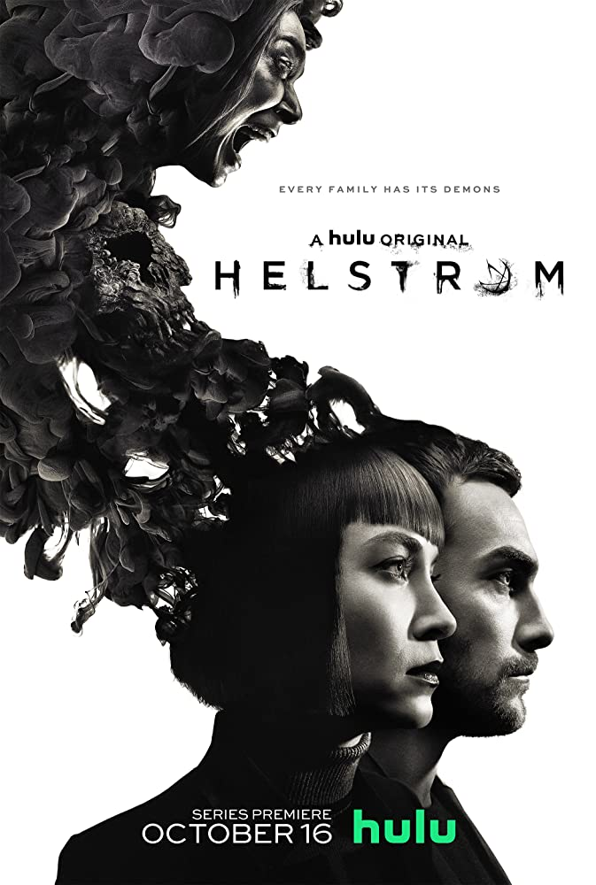 A body is a cage in the full trailer for Hulu's Marvel horror series Helstrom 4