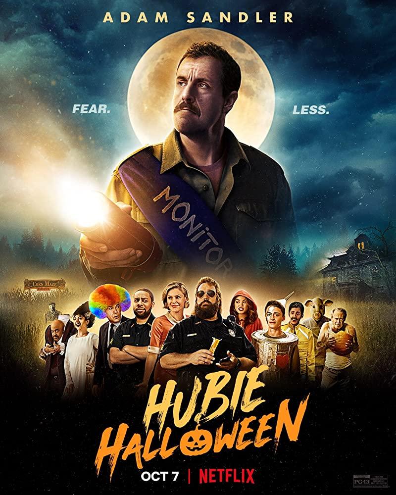 It's Adam Sandler to the rescue in Netflix's Hubie Halloween 4