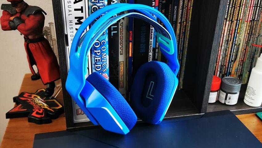 Logitech G733 Review – I just blue myself 7