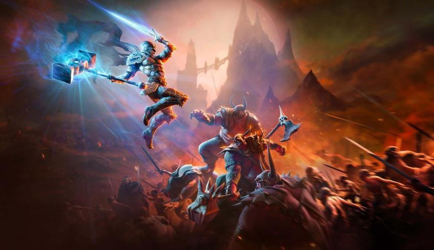 Kingdoms of Amalur Re-Reckoning Review - Lore and order 4