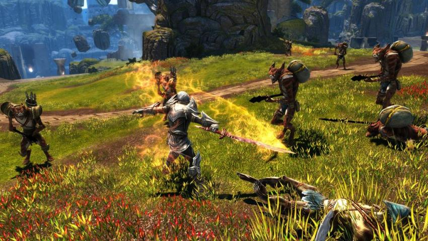 Kingdoms of Amalur Re-Reckoning Review - Lore and order 7