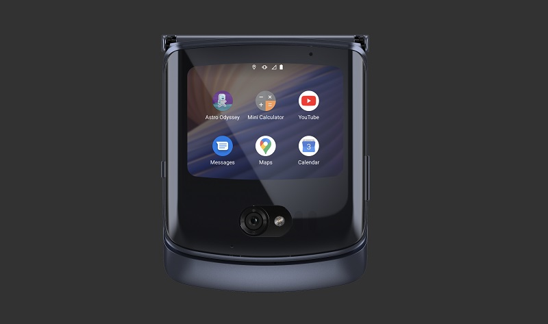 Motorola launches its new and improved Razr phone 4