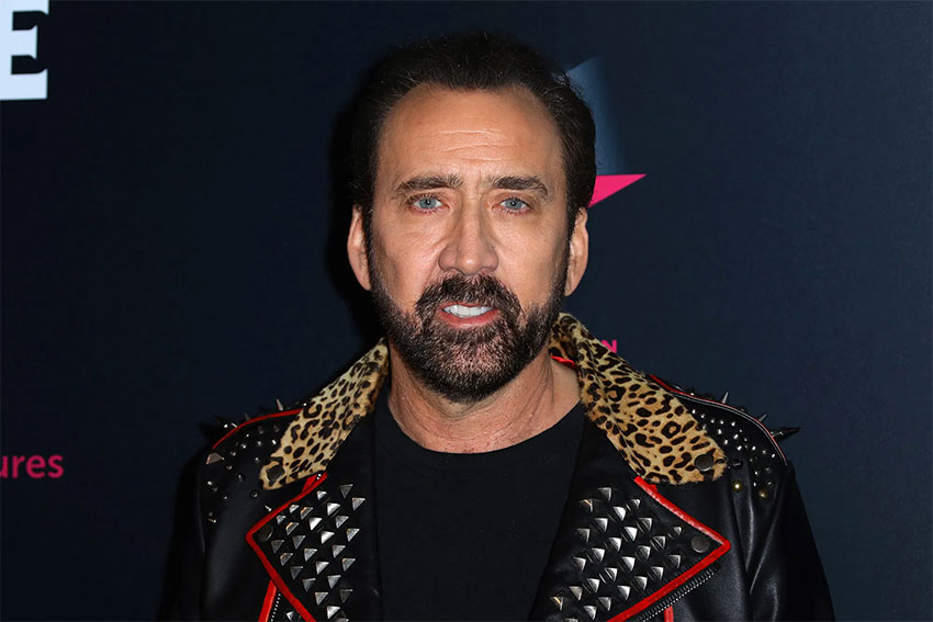 Nicolas Cage to star as himself in meta-film The Unbearable Weight of Massive Talent 3