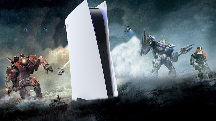 PS5 dwarfs the Xbox Series X in a size comparison - Critical Hit