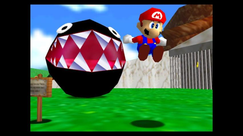 Super Mario 3D All Stars Review–Whomp Whomp 8