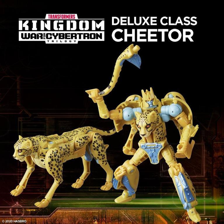 Transformers War for Cybertron: Kingdom is restarting the Beast Wars 23