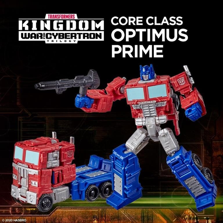Transformers War for Cybertron: Kingdom is restarting the Beast Wars 24
