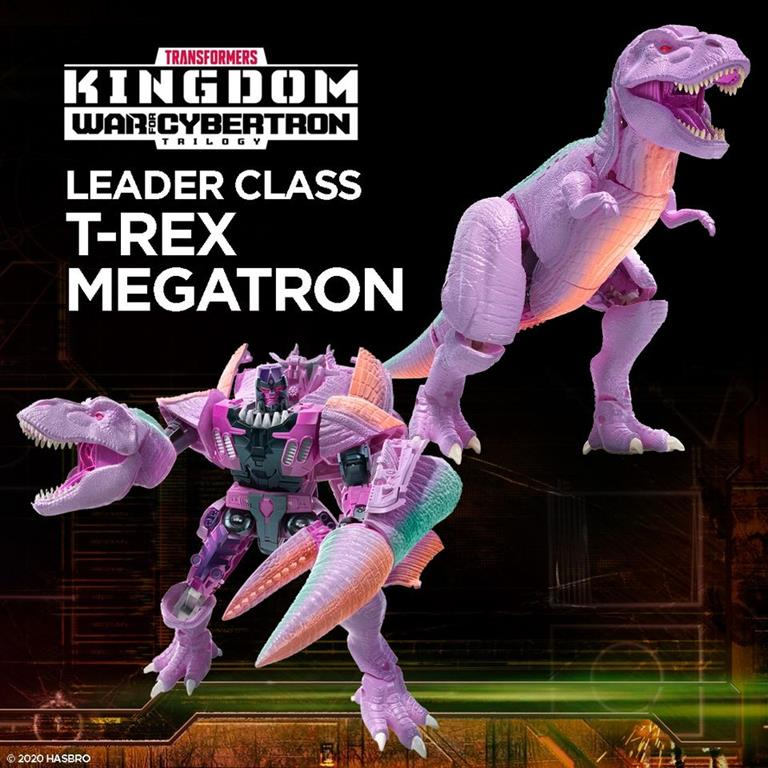 Transformers War for Cybertron: Kingdom is restarting the Beast Wars 26