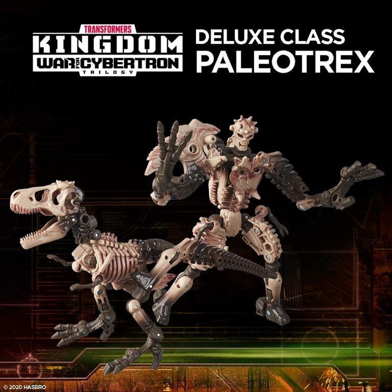 Transformers War for Cybertron: Kingdom is restarting the Beast Wars 27
