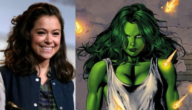 Orphan Black's Tatiana Maslany cast as Marvel's She-Hulk! 22