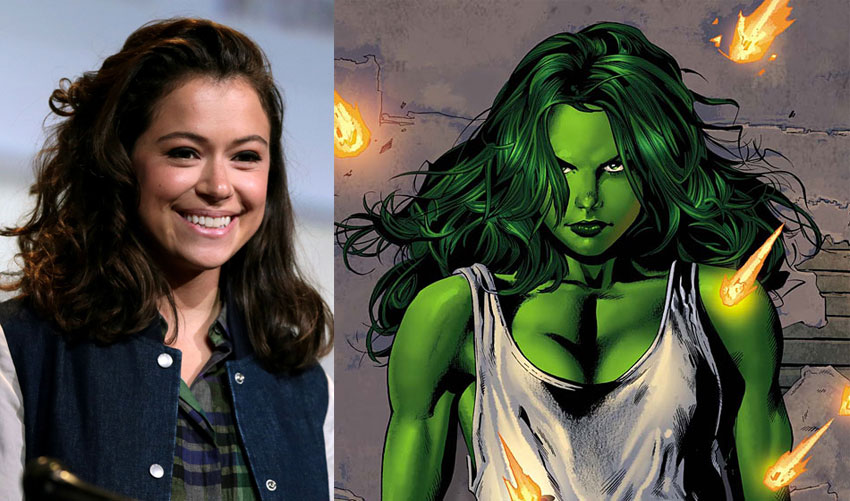 Tatiana Maslany denies being cast as She-Hulk 4