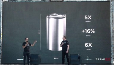 "Tesla unveils plans for a ""tabless"" battery that massively multiplies power 2"