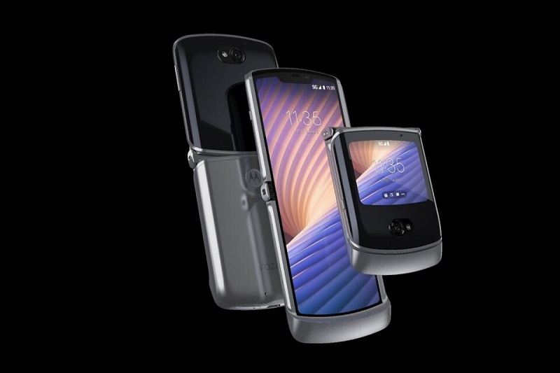 Motorola launches its new and improved Razr phone 5