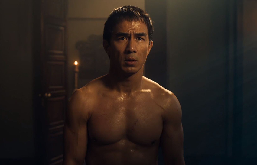 Warrior S2: We chat to martial arts star Joe Taslim about mixing drama with fighting 13