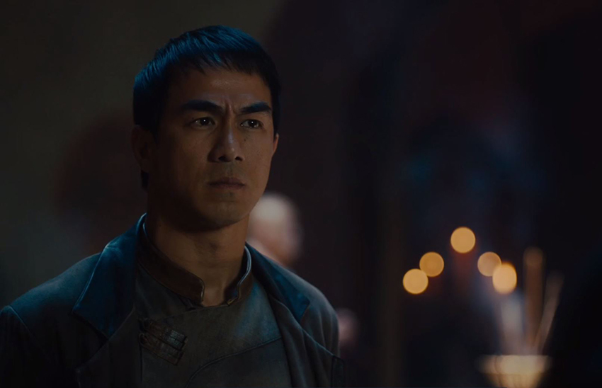 Warrior S2: We chat to martial arts star Joe Taslim about mixing drama with fighting 8