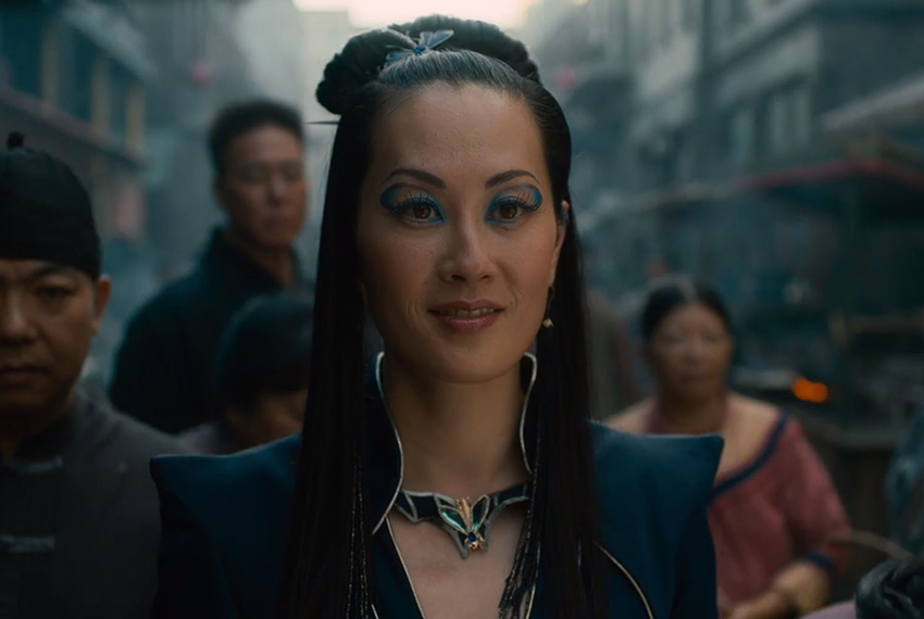 Warrior S2 - We talk to Olivia Cheng about morally complex characters, Asian representation, and more 7
