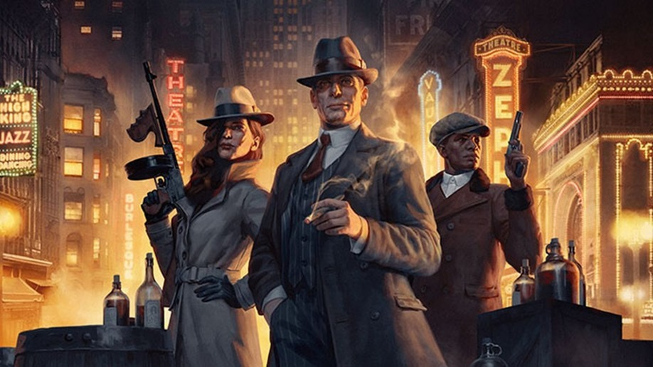 Mobster themed strategy game Empire of Sin releases this December - Critical Hit