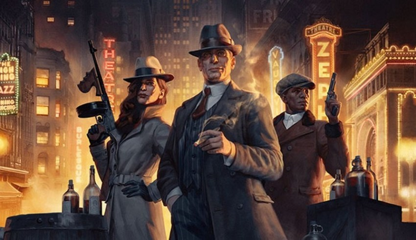 Mobster themed strategy game Empire of Sin releases this December 6