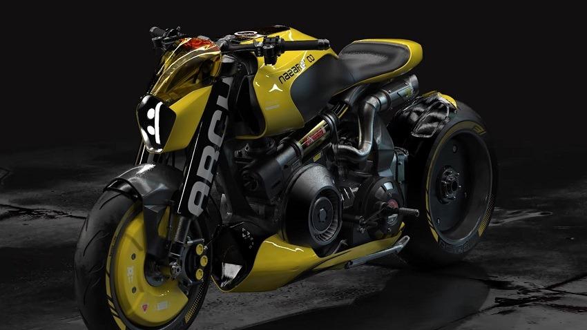 Arch bike