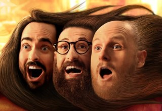 Meet your new best mates in Netflix's surreal sketch comedy series Aunty Donna's Big Ol' House of Fun 23
